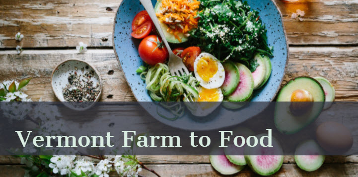 Vermont Farm to Food